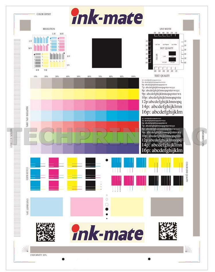 Tinta Ink-mate Epson Litro Koreana Sellada Sistema Continuo ...